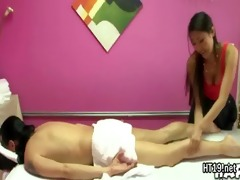 the massage parlor