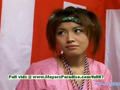 yuzuru japanese virginal chinese hotty is talking