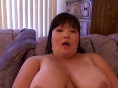 large bubble ass oriental barebackin pov 5 -