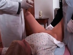 watch how this doctor shoves this large toy part4