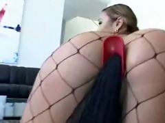 miko lee wishes black weenie in her a-hole