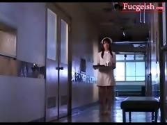 hawt japaneese nurses in lezz act love button