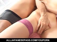 breasty sweetheart yukina ishikawa has her large