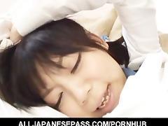fascinating and sinless schoolgirl minami asakas