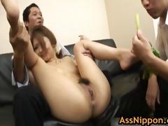 hibiki ohtsuki wicked oriental bitch acquires her