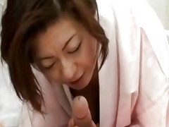 japanese mom3010s gooey creampie