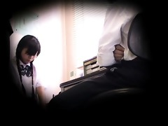 blackmailed blameless schoolgirl