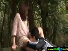in wilds hot asians gals acquire nailed clip-60