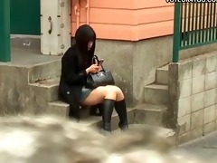 upskirt hot viewing beauties street