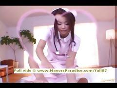 risa kasumi sinless chinese nurse does