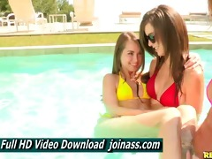 riley reid malena morgan and maddy oreilly bikini
