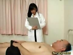 sexy hawt oriental doc feels around