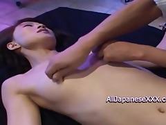mirei hawt japanese acquires a cum facial