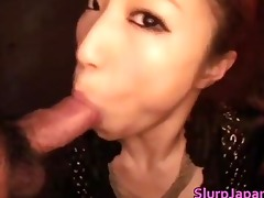 dick hungry oriental harlots sucking, fucking