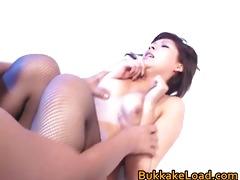 christel takizawa sexy oriental honey receives