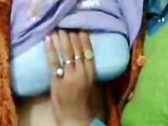 sexy indian aunty handover her biggest soft