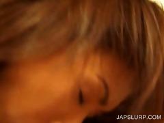 japanese legal age teenager tasting phallus