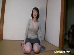 azhotporn.com - weenie engulfing oriental wives