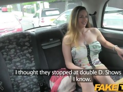 faketaxi hungarian stunner with great body and