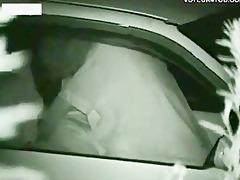 lascivious couples at night car sex