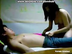 intimate sex tape of korean cutie