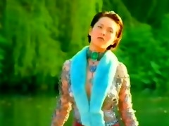 celebrated chinese actress tian xing stripped