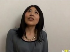 petite titted oriental office lady