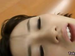 azusa nagasawa japanese doll has large