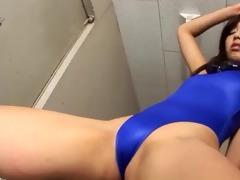 oriental swimsuit fetish