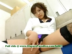 nao ayukawa sinless cute oriental beauty receives