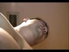 uncle bear engulfing chicks jock ejaculation