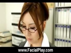 japanese sexy teenies wicked facial and bukkake 33