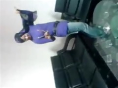 arab hijabi wench dancing 5