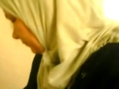 arab mother coercive by abusive fellow to perform