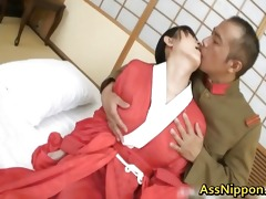 salute mikity gripping real oriental model part4