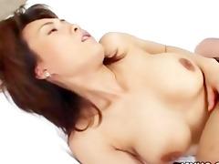miri sugihara large tit bitch nailed by hard cock!