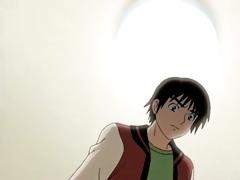 no-zo-ki-a-na - japanese anime