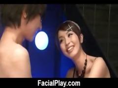 bukkake now- japan gals drowned in sexy cum 31