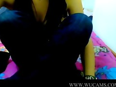 oriental legal age teenager livecam smokes buddy