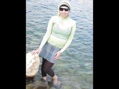 turkish-arabic-asian hijapp mix photo 15