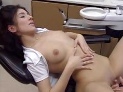 sibel at the dentist