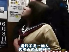 japanese schoolgirl oral stimulation and fucked