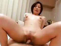 mayumi iihara japanese wife feasting on cock