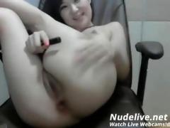 web camera masturbation - super hawt oriental