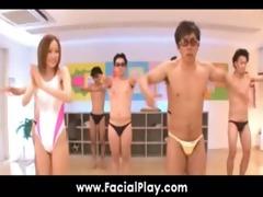 bukkakenow - japanese teens love facial cumshots