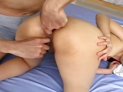 constricted janapese anal group sex
