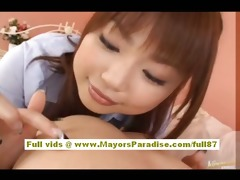 risa kasumi dilettante asian playgirl does