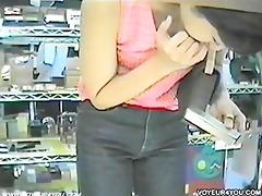 voyeur store panties