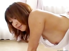 japanese housewife gives perfect a oral