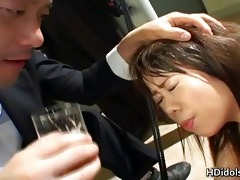 yumi takeda is a servitude girl oriental porn